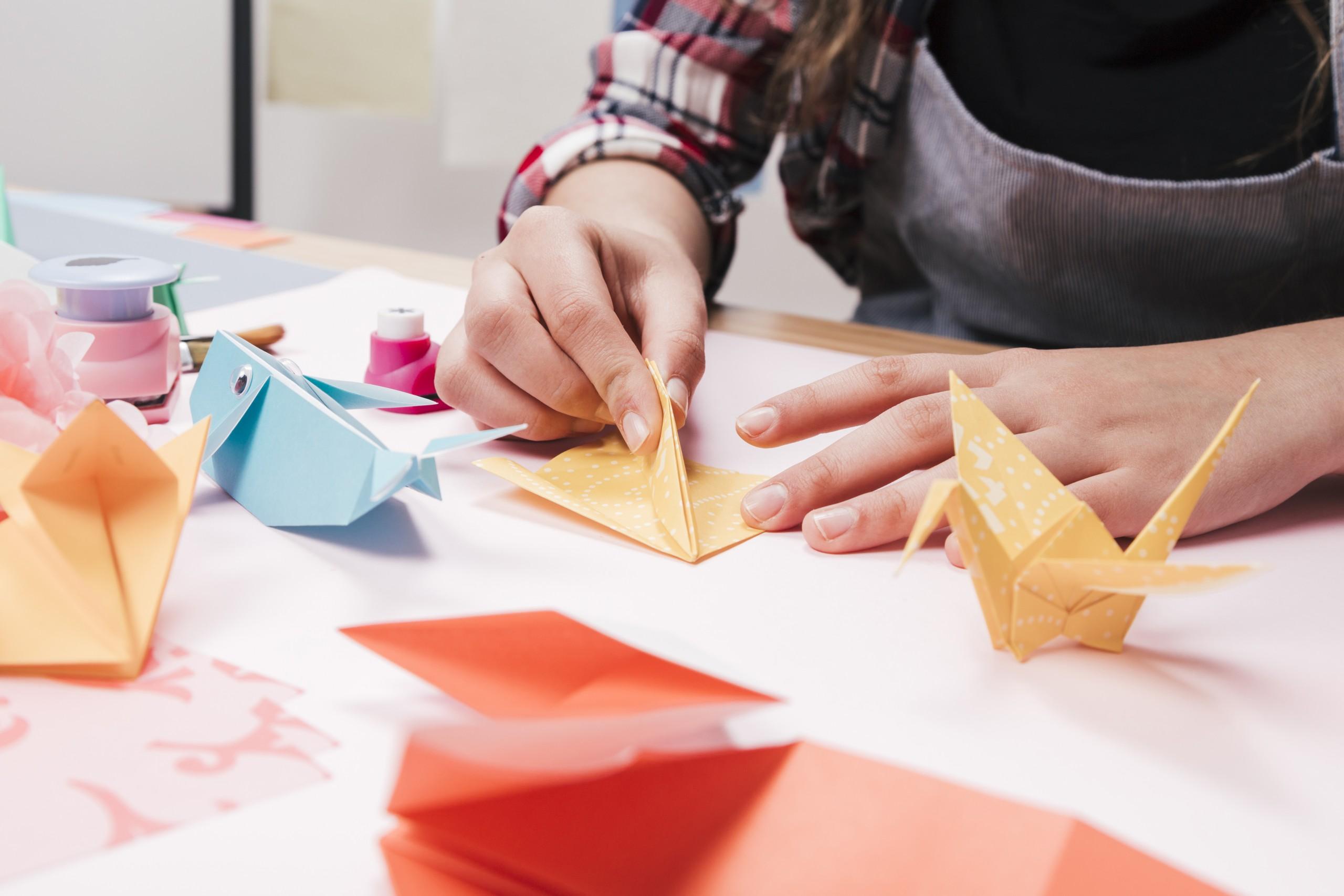 belajar coding origami